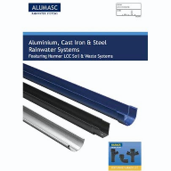 "Alumasc Rainwater Launches ""Blue Book"" Technical Resource"