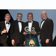 Glass company of the year sponsors G13 awards