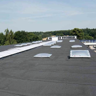 Academy roof replacement calls for Euroroof