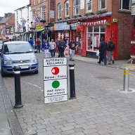 Traffic management system for Wigan City Council