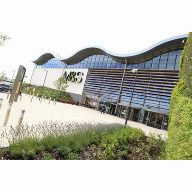 Earthwool FactoryClad Roll specified for Marks and Spencer, Cheshire Oaks