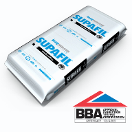 Supafil CarbonPlus now has BBA agreement for existing partially filled masonry cavity walls