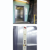 Goods lift specified for Chichester Station