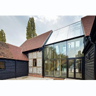 Pilkington Planar™ specified at The Box Moor Trust