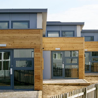 Sleek design from Alutec for Mark Rutherford School