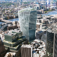 Kingspan Gains Contract For The Landmark London Building, 20 Fenchurch Street