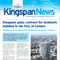 Kingspan News - August 2013