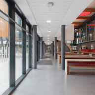 CEP Ceilings at UCEA Ellesmere Port Academy
