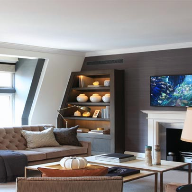 Amina Evolution Series invisible loudspeakers in Mayfair apartment development