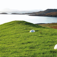 Triton waterproofing systems for Scottish green roof