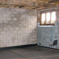 Isola Platon membranes used for St Thomas Priory outbuildings
