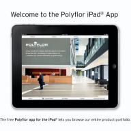 Polyflor launches new iPad App
