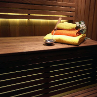 Bespoke sauna for mews house refurbishment Belgravia, London