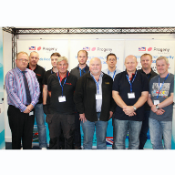 Engineers flock to East Lancashire for Training