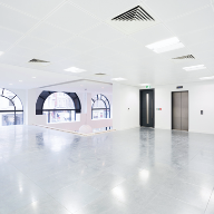 Armstrong Metal Ceilings MicroLook At A Central London Office Building