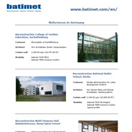 Examples Of Batimet In Location