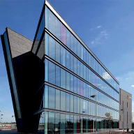 Metal Technology's Latitude Curtain Walling is top of the class at Teesside University