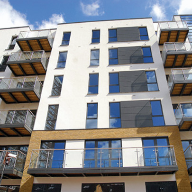 Metal Technology rules at Regent apartment scheme