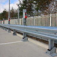 Berry Systems Install Safety Barriers At New Co-op Distribution Centre