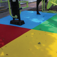 RonaDeck Resin Bound Surfacing at the BRE Innovation Park, Watford