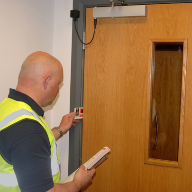 Fire Door Inspection Scheme – GEZE UK staff lead the way
