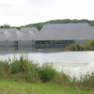 Stainless steel sinktops - the natural choice for Brockholes Nature Reserve