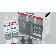 HELIFIX Crack Injection Kit – for repairing cracked concrete