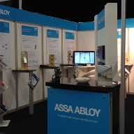 ASSA ABLOY Security Solutions Showcase At The Healthcare Estates Expo