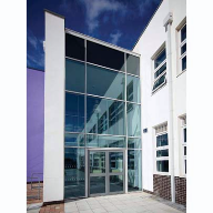 Metal Technology 4-35 Hi+ windows installed at Ormiston Horizon Academy
