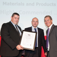 New rebar continuity system wins praise in 2013 CONSTRUCT Innovation Award