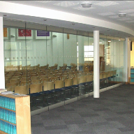 Style's partitioning system increases available use of space at evangelical church