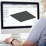 First Kingspan Raised Access Floor Panels Are  Now Available In BIM Formats