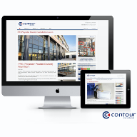 Contour's BIM-integrated website shortlisted for construction award