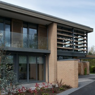 Western Red Cedar from Silva Timber chosen for RIBA award winning Wolden Haus in Halsall