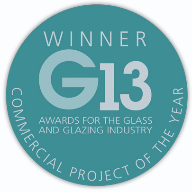 NSG Group wins Commercial Project of the Year at the G13 Awards
