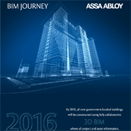 ASSA ABLOY Security Solutions has announced plans to deliver Building Information Modeling (BIM) for specifiers through the launch of doorset and hardware objects.
