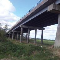 RonaBond HB40 provides high build protection at Norfolk viaduct