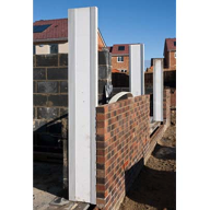 Eurocell's structural cavity closer and zero-carbon window solution for Gentoo Homes