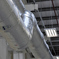 Armaflex® Duct used for a factory extension project in County Durham