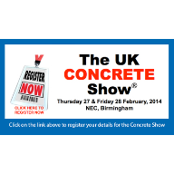Newton Waterproofing Systems exhibit at the UK Concrete Show for the third year