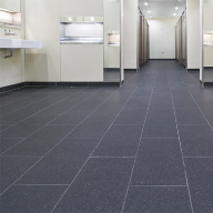 Bespoke porcelain floor tiles for Terminal 5, Heathrow Airport