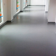 Flowcrete's Peran STB flooring chosen for Southmead Hospital