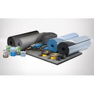 Armaflex system accessories for the professional installation of elastomeric insulation materials