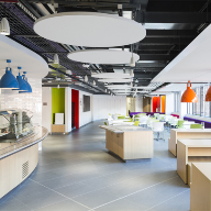 Armstrong Ceilings top a public to private sector refurbishment