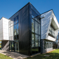 Comar Architectural Aluminium Systems, Deepings School in Cambridgeshire