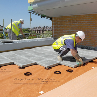Updated BBA certificate for Knauf Insulation's Polyfoam® ECO Roofboard Extra and Slimline Membrane Inverted Roof System
