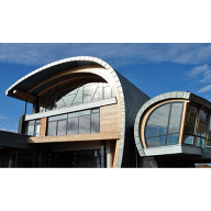Why is Zinc Roofing and Cladding so Popular with Architects?