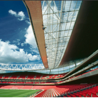 Sika Goes to work at the Emirates Stadium