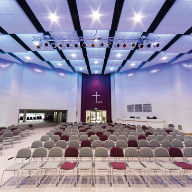 Armstrong Ceilings ring the changes at a new church