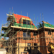 Earthwool insulation installed at Derwenthorpe Village, York